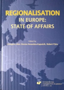 Regionalisation in Europe: State of Affairs