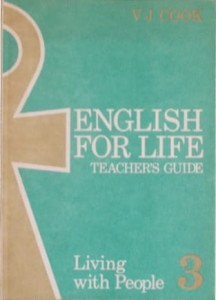 English for Life III. Living with People. Teacher`s Guide