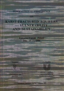 International Conference on Karst-Fractured Aquifers - vulnerability and sustainbility